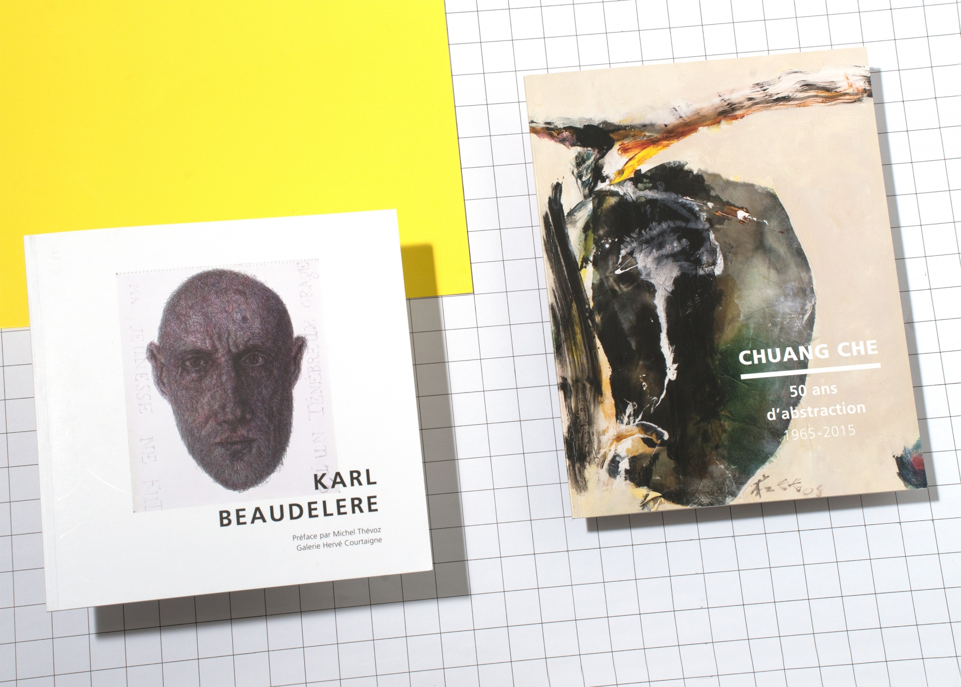 Clara Courtaigne Artist Catalogues
